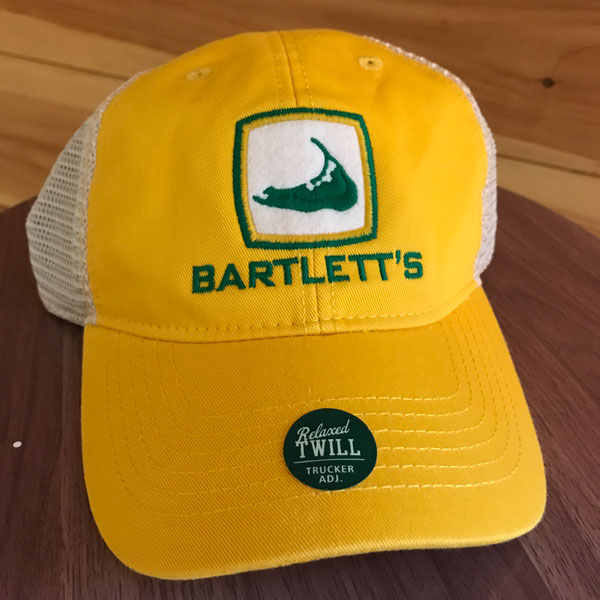 Adult Trucker Hat nantucket