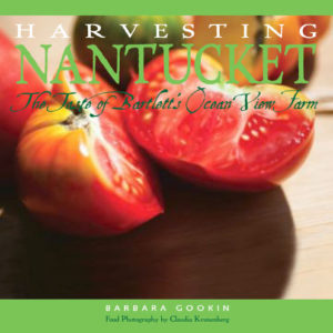 Cookbook Nantucket