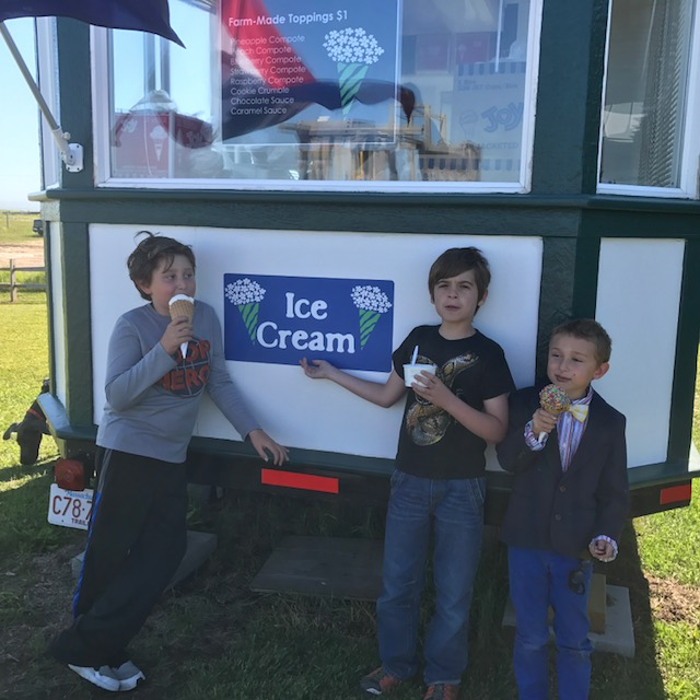 Calling Ice Cream Fans of All Ages!