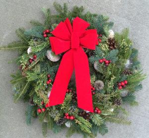 Bartlett's Wreath
