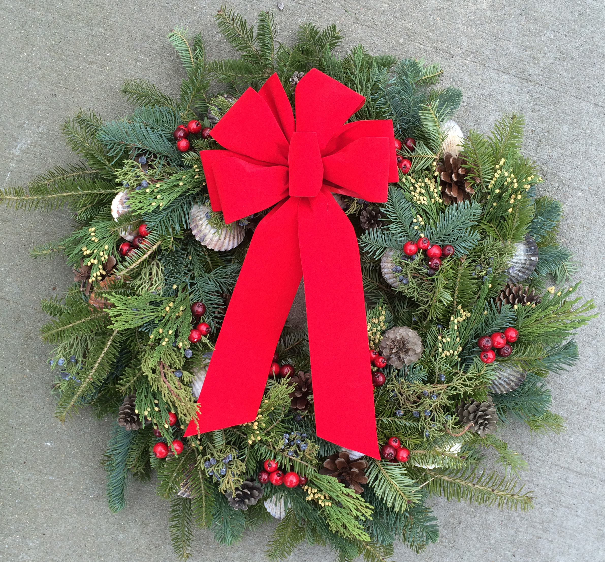 Bartlett's Wreath