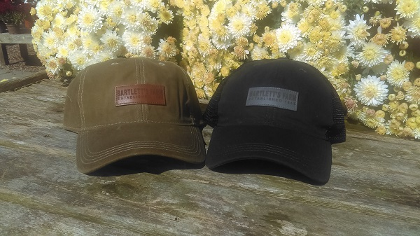 Waxed Cotton Baseball Hats  4e65b116dd9