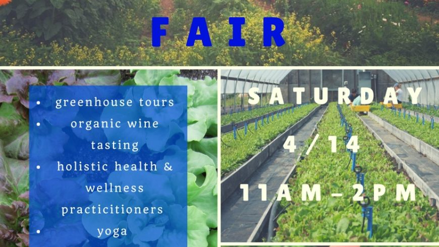 Bartlett's Farm Presents; Nantucket Living Well Fair