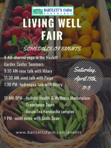 2019 living well fair schedule of events- web