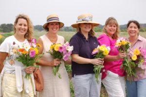 flower ladies stat