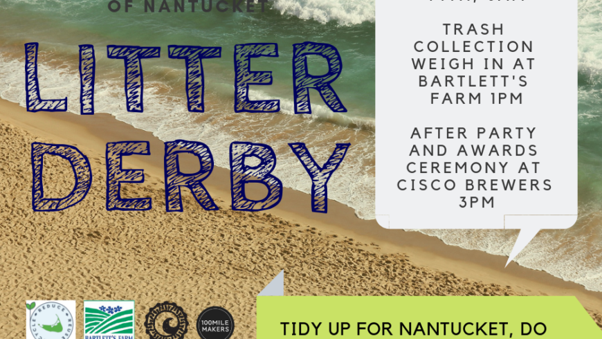 Nantucket Litter Derby