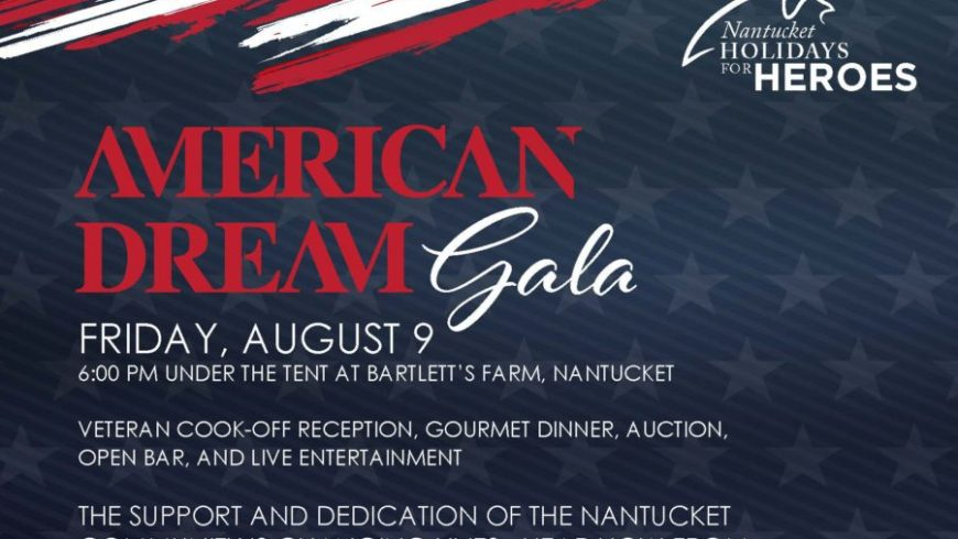 Holidays for Heroes Dream Gala